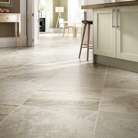 Kitchen floor tile other metro by dal tile for Ceramic tile flooring designs kitchen
