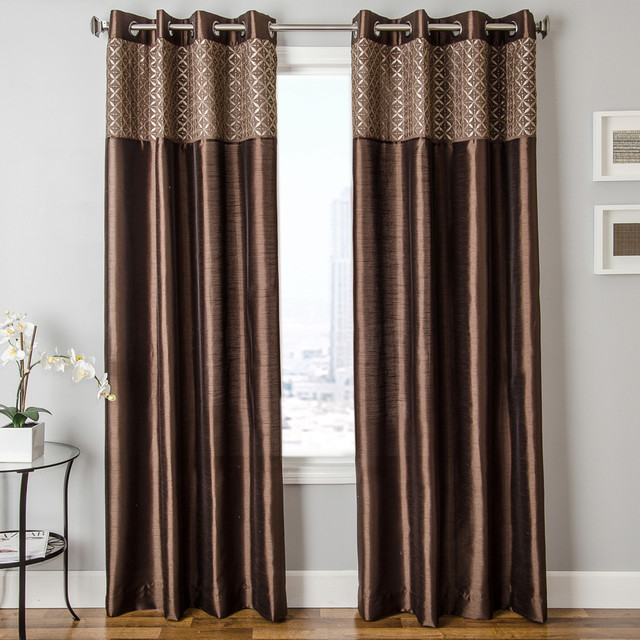 One, two and done with Pre-made Drapery Panels curtains