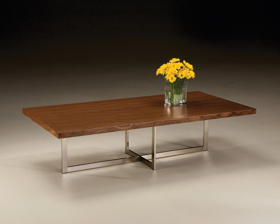 Thayer Coggin - eXport Rectangular Cocktail Table from Thayer Coggin -