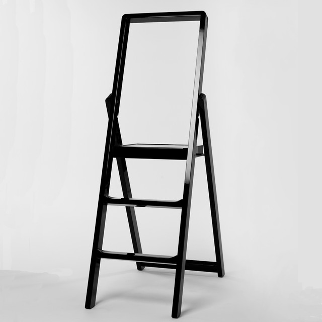 Amazoncom modern step ladder