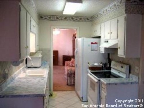 Help in remodeling our small small areas the handmade domestic - Houzz - Small Galley Kitchen Remodel