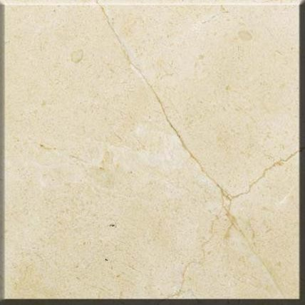 "Crema Marfil Select Polished Marble Floor & Wall Tiles 12"" x 12"" - Lot of 40 Til modern-wall-and-floor-tile"