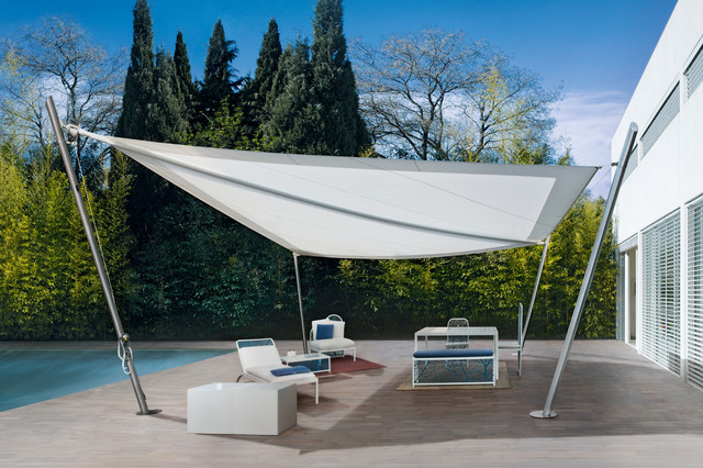 Intrepid Sail Awning modern-outdoor-products