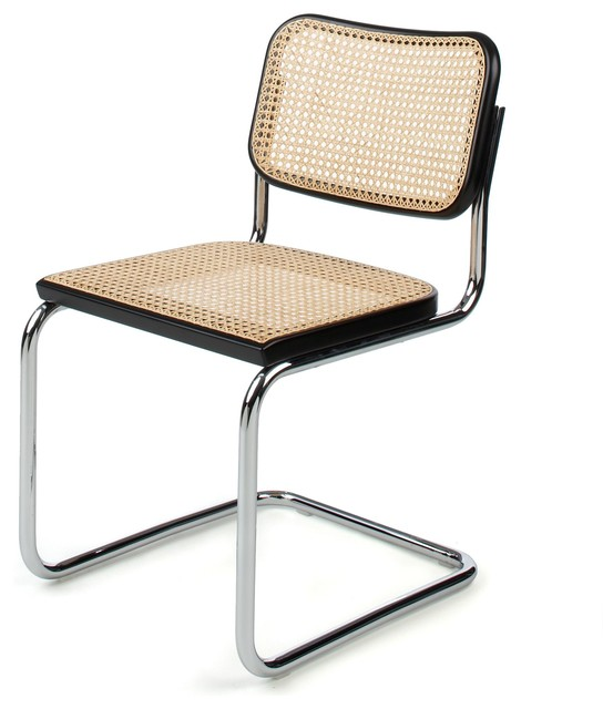 Cesca Side Chair Cane Modern Living Room Chairs