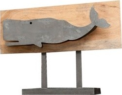 Whale Art eclectic-home-decor