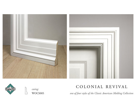 WindsorONE Colonial Revival Casing -