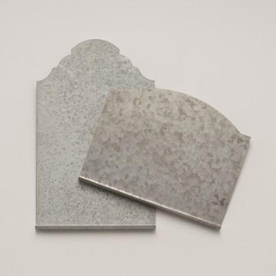 Zinc Message Board modern-accessories-and-decor