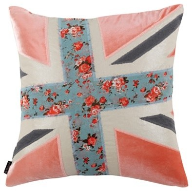 "Blissliving Home ""Jack"" Decorative Pillow eclectic-pillows"