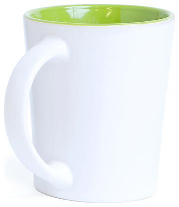 Green Mugs modern-mugs