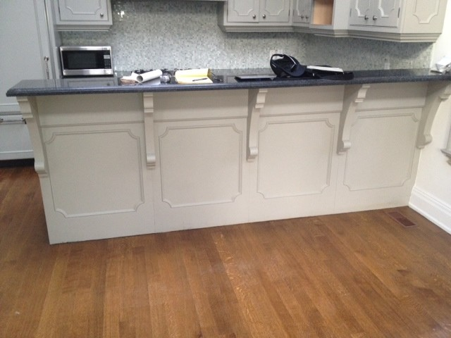 Rosedale Kitchen Revamp traditional-kitchen-cabinetry