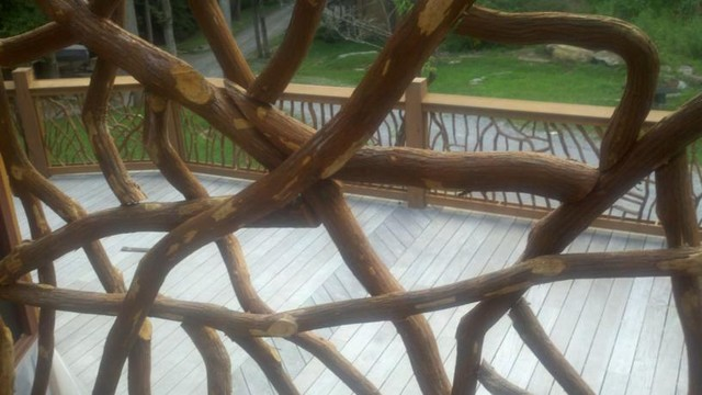 Deck Railing in Tennessee traditional-outdoor-products