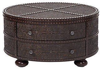 Zanzibar Coffee Table Eclectic Coffee Tables By Z