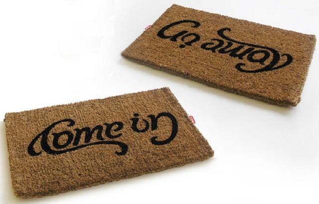 gallery for gt modern doormat