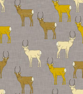 Pronghorn Linen Fabric modern-fabric