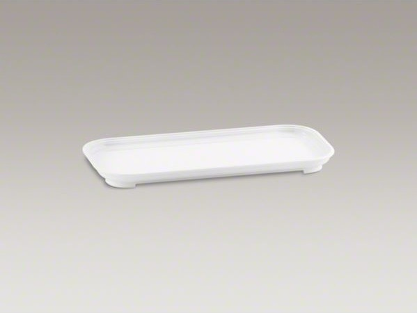 KOHLER Artifacts(TM) ceramic tray contemporary-bathroom-faucets-and-showerheads