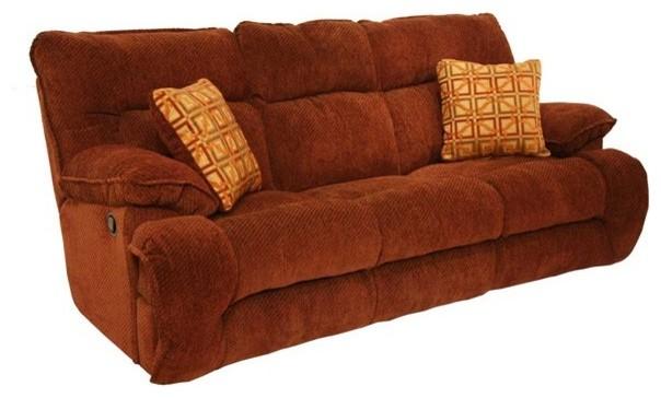 Catnapper Bailey Reclining Sofa 1171 Transitional