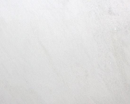 Marble Bianco Cintillante Slab - THIS MARBLE BOASTS A BRILLIANT CLEAN SHARP WHITE COLOR. GREAT FOR ANY MODERN PROJECT OR AS MATERIAL TO BE PAIRED WITH OTHER POWERFUL COLORED MATERIALS.