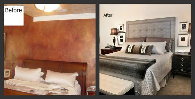 Restful and Elegant Master Bedroom modern