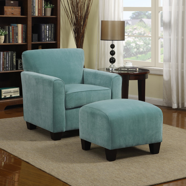 chair and ottoman contemporary armchairs and accent chairs by