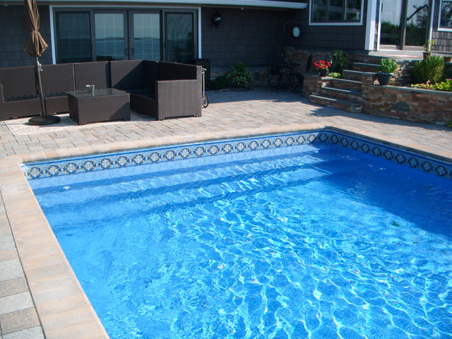 Vinyl-Lined Swimming Pools - Traditional - new york - by Spring & Summer Activities
