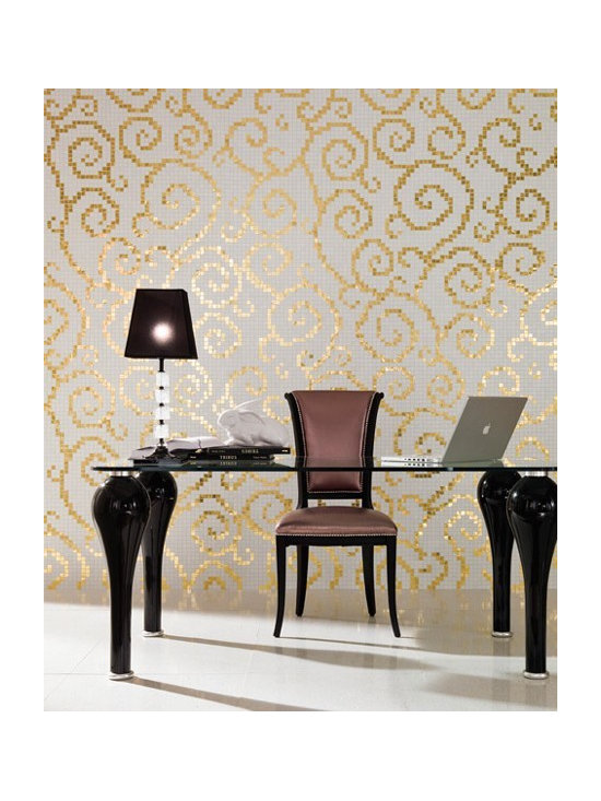 Trend Usa Glass tile mosaic wallpaper - Trend USA glass tile mosaic wallpaper