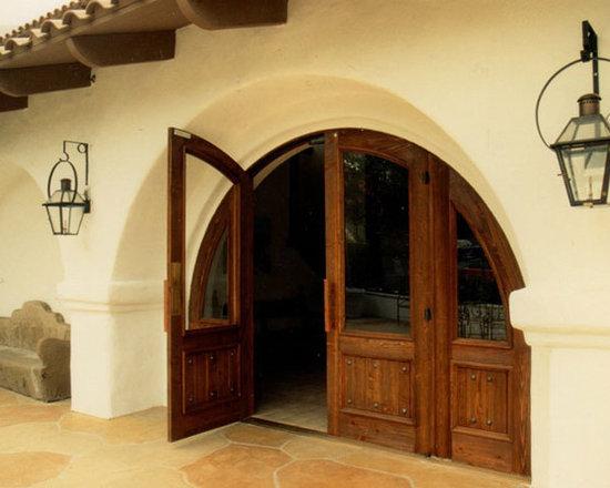 Arched Doorway -
