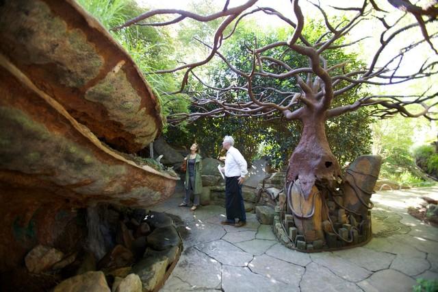 Visit the Uncommon Garden eclectic