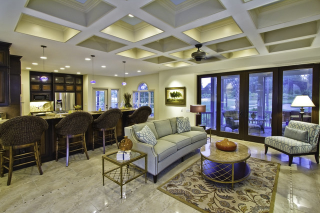 Castlebrook Drive - Ocean Ridge Plantation  family room