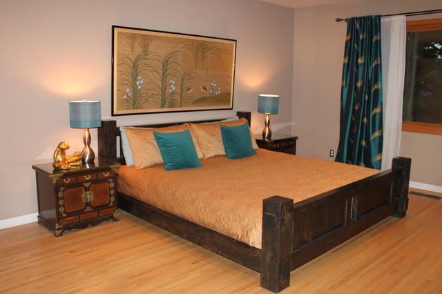 urban haven modern bedroom albuquerque by