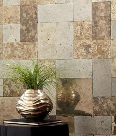 Pyrite Tile contemporary bathroom tile