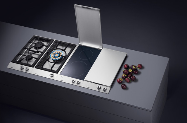 contemporary cooktops by Gaggenau