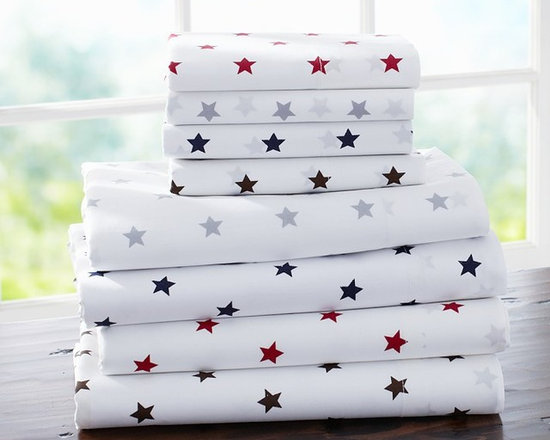 Organic Star Sheet Set -