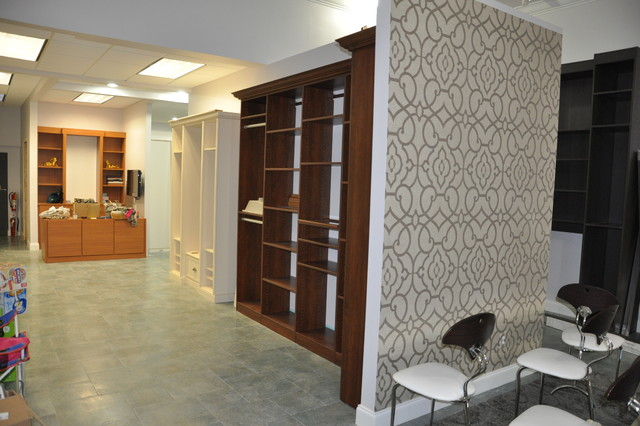 Boca Showroom modern