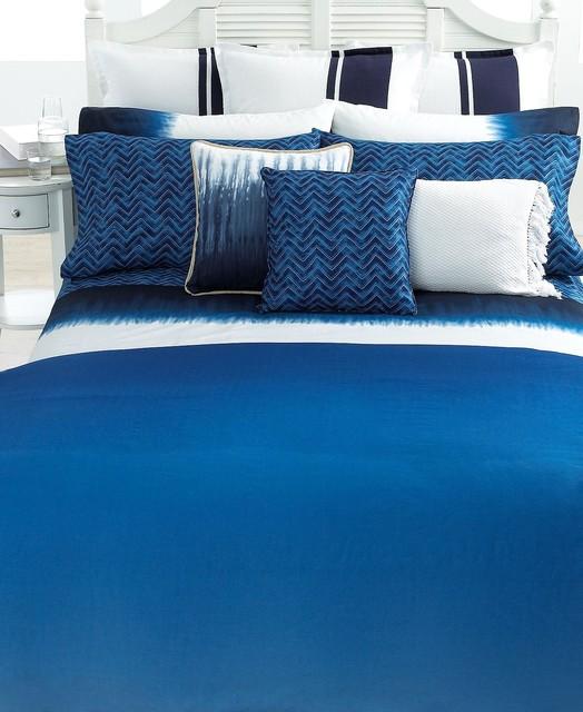 Lauren Ralph Lauren Bedding Indigo Modern Duvet Cover