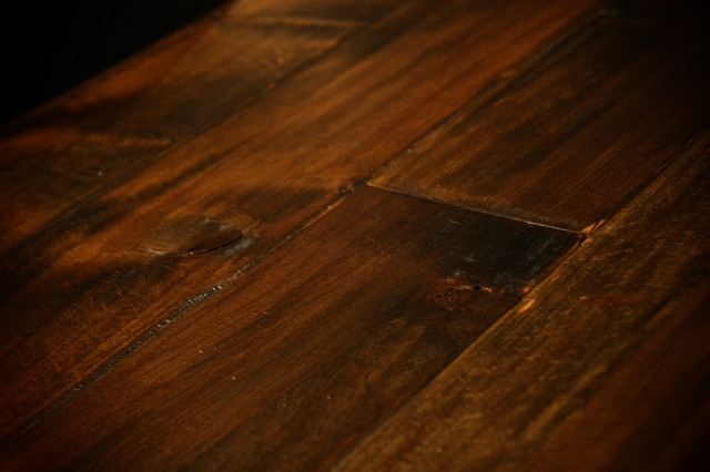 Old World Chateau Beech Hand Scraped With Dutch Finish