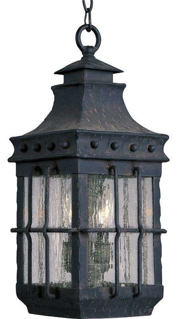 Maxim Lighting CDCF Nantucket Rustic Outdoor Hanging