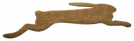 Hare Doormat contemporary-doormats