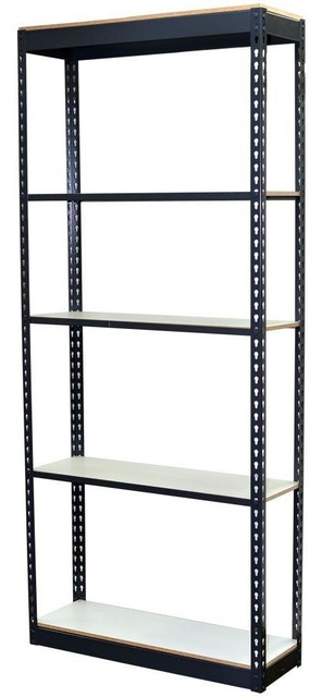 Free Standing Cabinets Racks & Shelves: Storage Concepts Garage Shelving - Contemporary - Garage ...