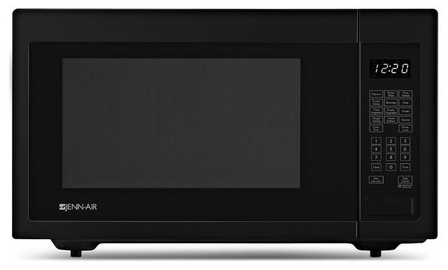 Jenn Air Built In Countertop Microwave Black
