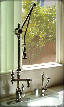 Waterstone Traditional Gantry Faucet Traditional
