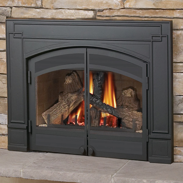 GDI-30N Napoleon Direct Vent Gas Fireplace Insert modern-fireplace-accessories