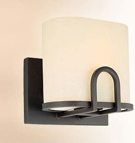 Redmond One-Light Bath Fixture contemporary-bathroom-vanity-lighting