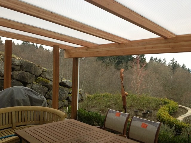 Acrylic Roof amp Patio Covers Traditional Austin By Sunspace Texas LLC