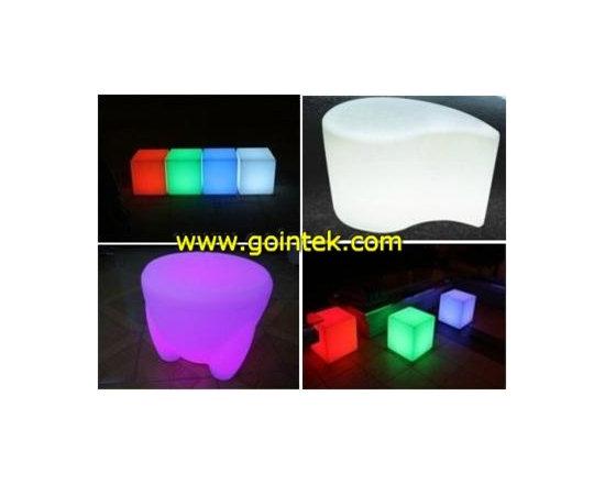 led furniture,led stool -