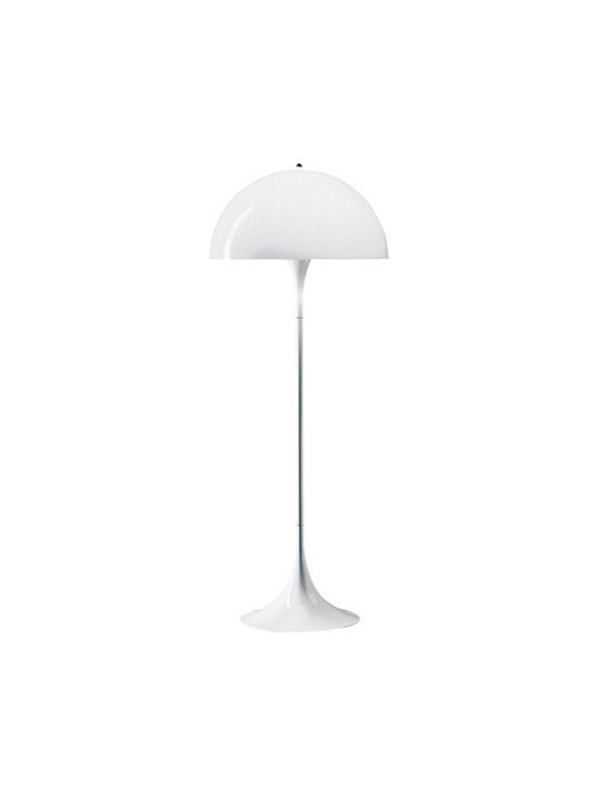 Panthella Floor Lamp, by Louis Poulsen