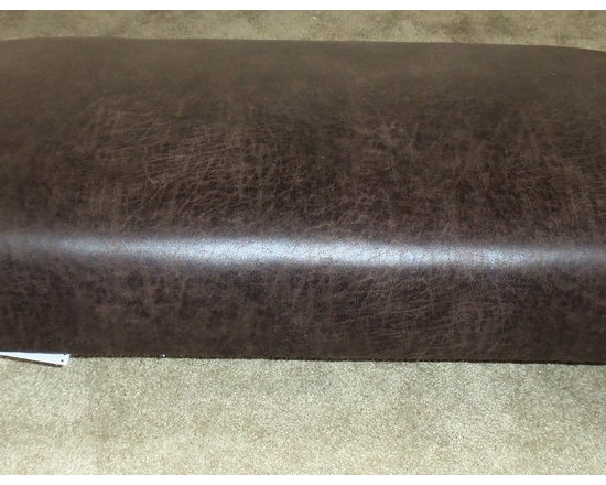 Customer Custom Orders - Best Home Furnishings Bench Ottoman at Barnett Furniture in Trussville / Birmingham, AL.  You Choose the Fabric or Bonded Leather.