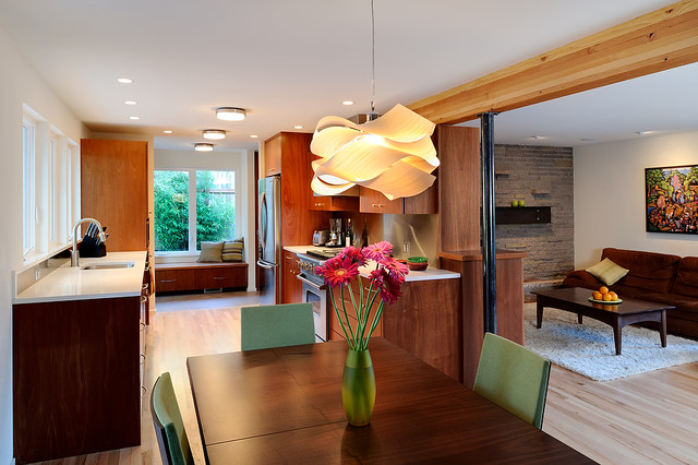 Drum Pendant Rustic Dining Room Shade Fan Dining Room Decorating ...