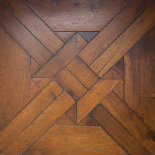 Parquet patterns hardwood flooring los angeles by for Hardwood floor inlay designs