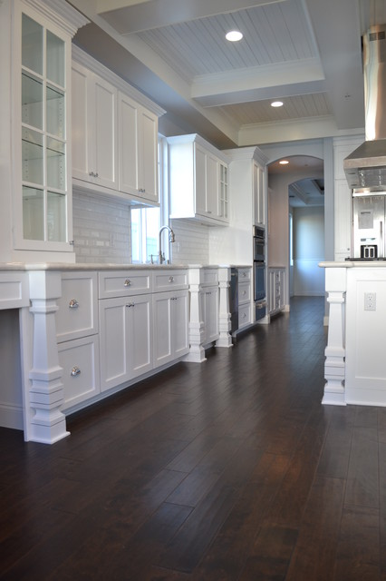 New Construction Home traditional-kitchen