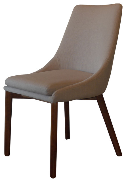 Pascal Dining Chair Beige Contemporary Dining Chairs